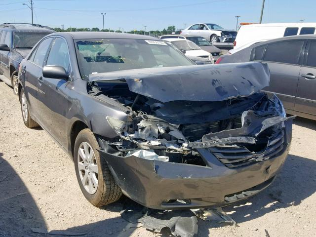 Salvage 2009 Toyota CAMRY SE for sale