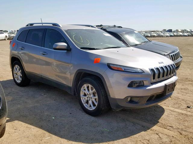 Salvage 2016 Jeep CHEROKEE L for sale