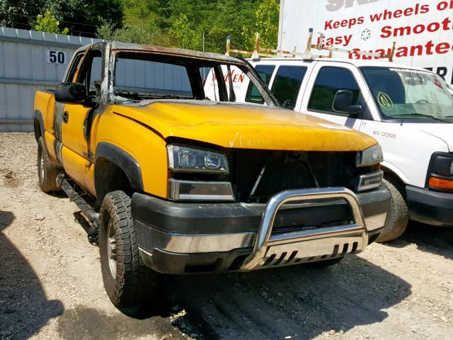 2006 CHEVROLET SILVERADO K2500 HEAVY DUTY For Sale | WV