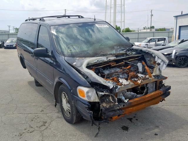 2001 Chevrolet Venture en venta en Chicago Heights, IL