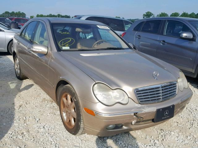 2004 Mercedes Benz C 240 2 6l 6 For Sale In Loganville Ga Lot 40930099