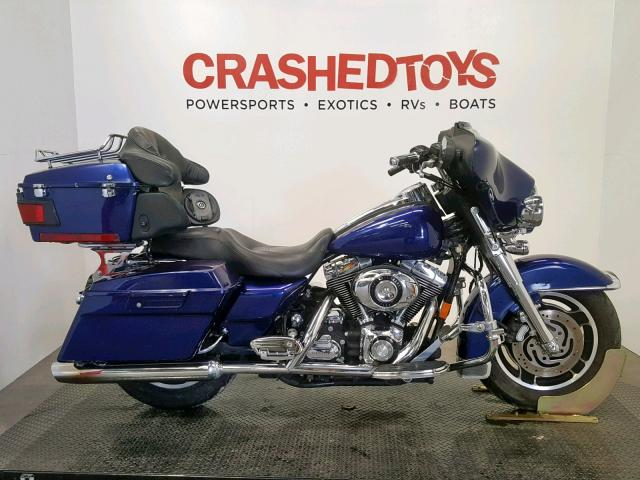 click here to view 2007 HARLEY-DAVIDSON FLHX CALIF at IBIDSAFELY