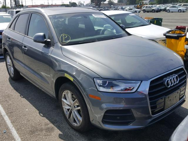 click here to view 2017 AUDI Q3 PREMIUM at IBIDSAFELY
