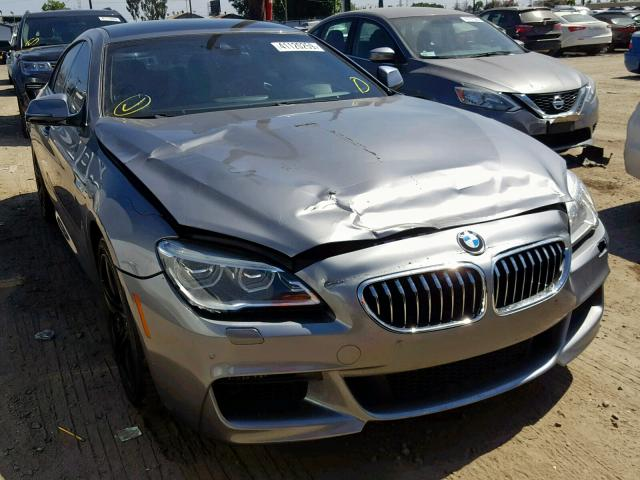 click here to view 2016 BMW 640 I at IBIDSAFELY