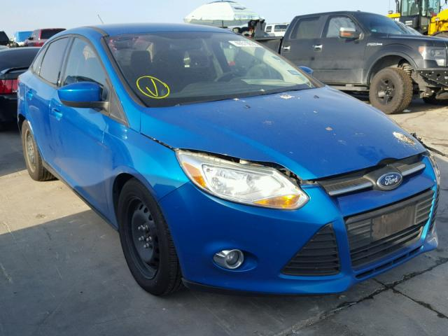Salvage 2012 Ford FOCUS SE for sale