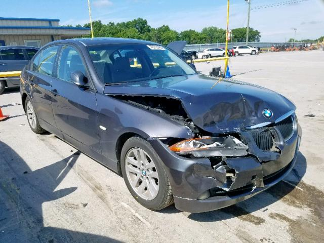 Salvage 2006 BMW 325 I AUTOMATIC for sale