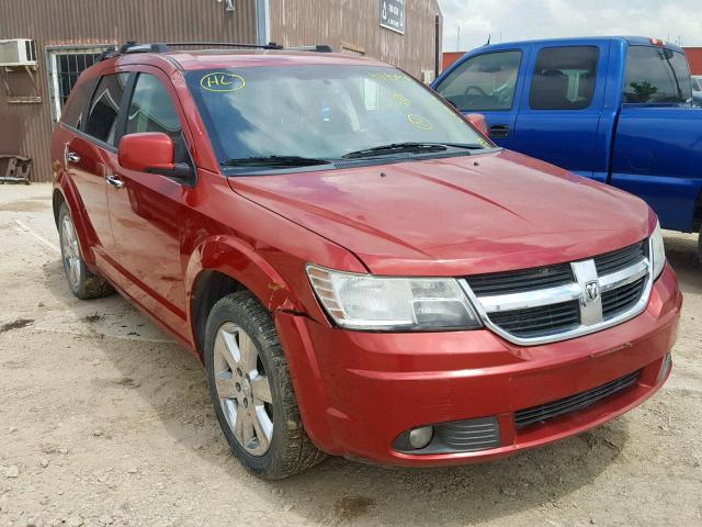click here to view 2009 DODGE JOURNEY R/ at IBIDSAFELY