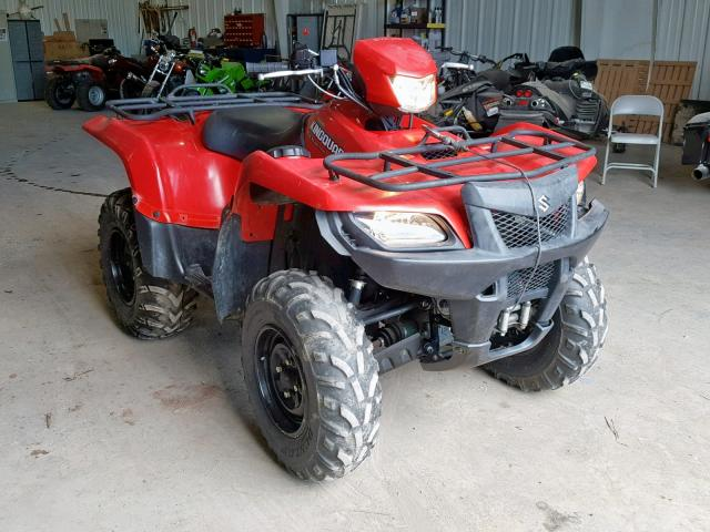 click here to view 2007 SUZUKI LT-A700 X at IBIDSAFELY
