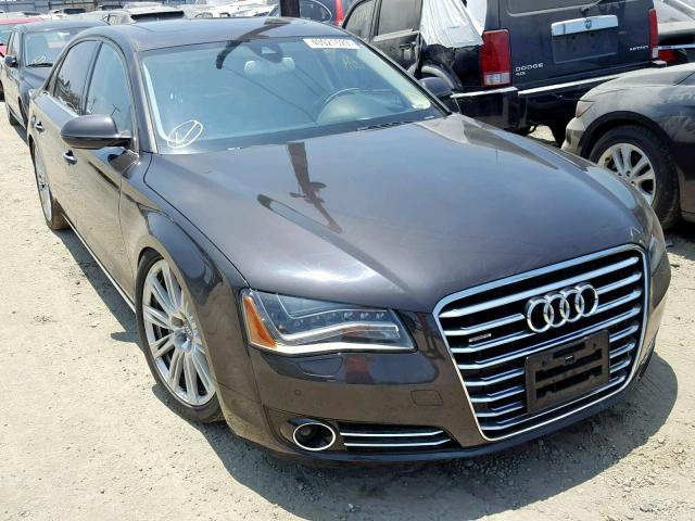 click here to view 2012 AUDI A8 L QUATT at IBIDSAFELY