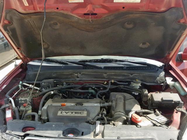 2006 HONDA CR-V EX Photos | TX - WACO - Salvage Car Auction
