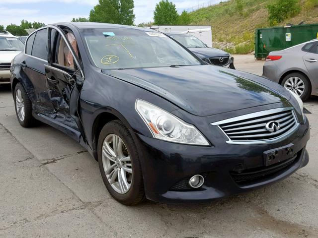 Infiniti G25 salvage cars for sale: 2011 Infiniti G25