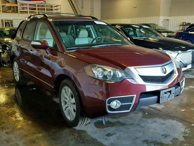 click here to view 2011 ACURA RDX TECHNO at IBIDSAFELY