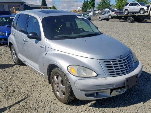 Salvage 2001 Chrysler PT CRUISER for sale