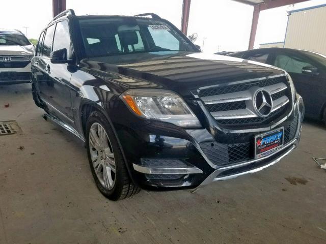 2015 Mercedes Benz Glk 350 3 5l 6 In Tx Dallas South