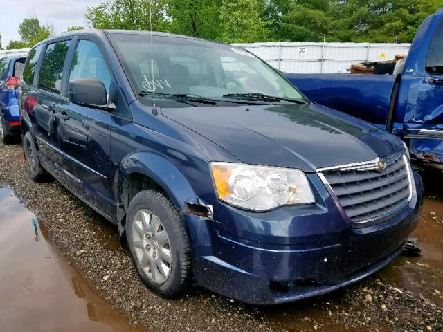 click here to view 2008 CHRYSLER TOWN & CNT at IBIDSAFELY