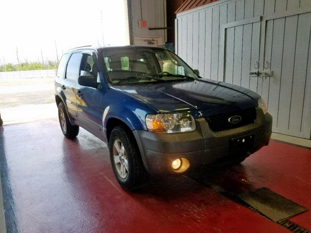 2007 Ford Escape Xlt >> 2007 Ford Escape Xlt 3 0l 6 For Sale In Angola Ny Lot 40279619
