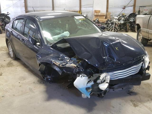 2014 Chrysler 200 Tourin 2.4L