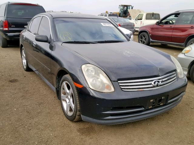 click here to view 2004 INFINITI G35 at IBIDSAFELY