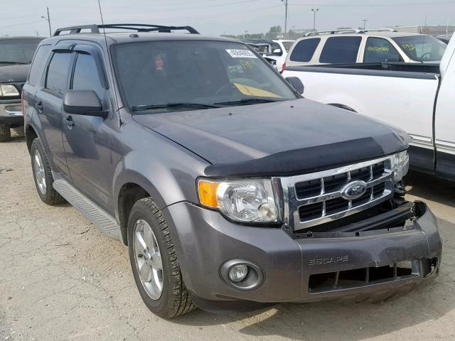 Salvage 2010 Ford ESCAPE XLT for sale