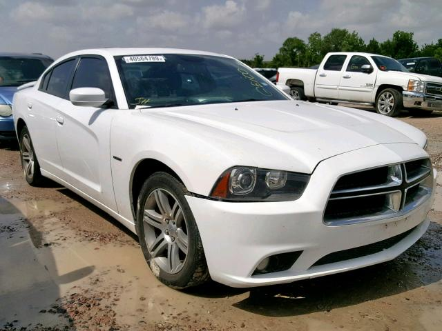 Salvage 2013 Dodge CHARGER R for sale