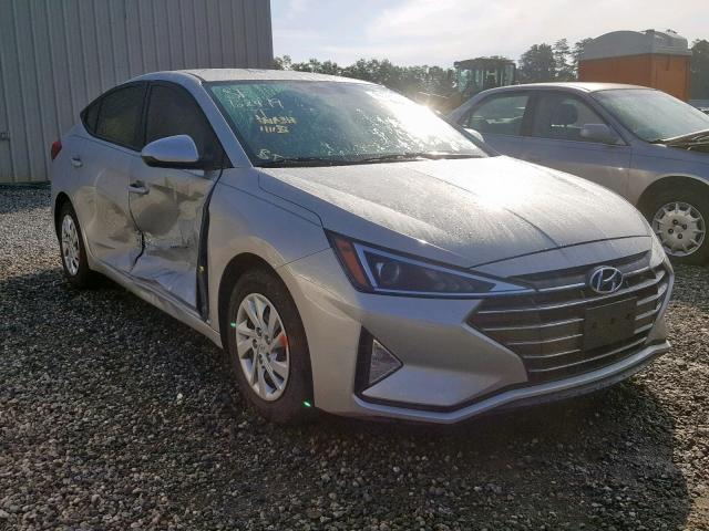 2019 Hyundai Elantra Se 2 0l 4 For Sale In Spartanburg Sc Lot 40708459
