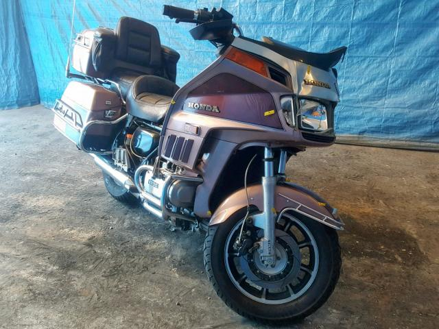 Honda GL1200 A salvage cars for sale: 1986 Honda GL1200 A