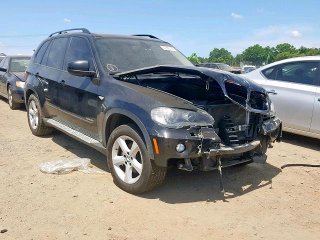 Salvage 2009 BMW X5 XDRIVE3 for sale