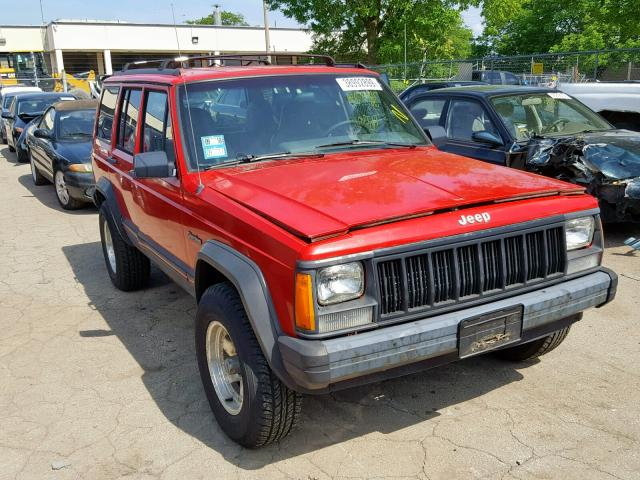 click here to view 1995 JEEP CHEROKEE S at IBIDSAFELY
