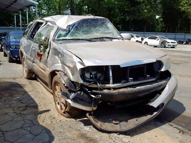 Salvage 2005 Buick RAINIER CX for sale