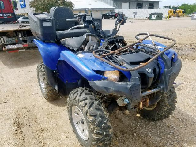 click here to view 2009 YAMAHA YFM700 FWA at IBIDSAFELY