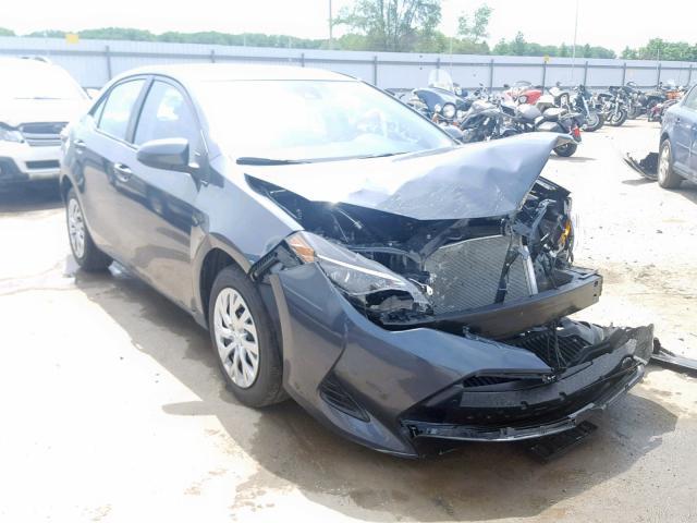 Salvage 2019 Toyota COROLLA L for sale