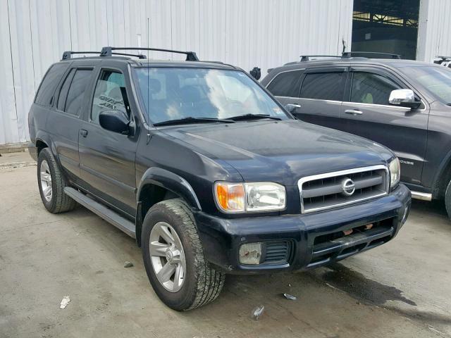 2003 Nissan Pathfinder 3 5L 6 for Sale in Windsor NJ - Lot: 40482339