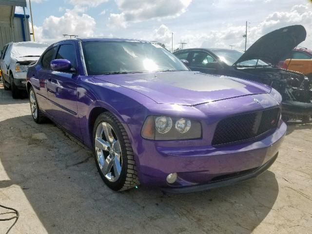 click here to view 2007 DODGE CHARGER R/ at IBIDSAFELY