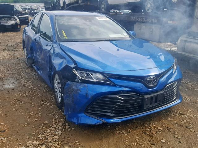 2019 Toyota Camry L 2 5L 4 for Sale in Memphis TN - Lot: 40901969