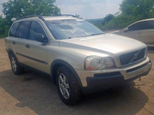 Salvage 2006 Volvo XC90 for sale