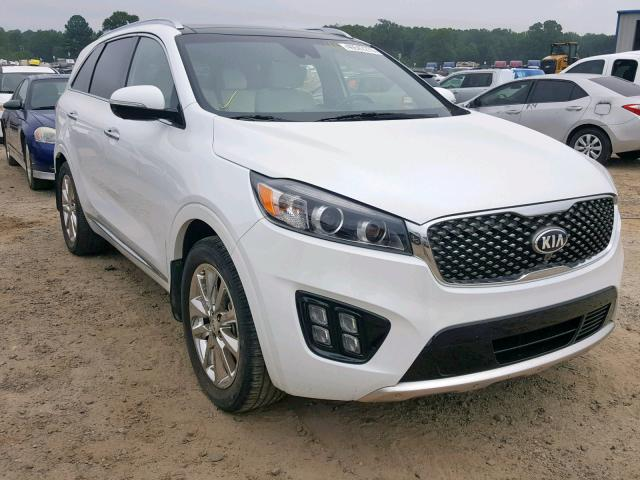 KIA salvage cars for sale: 2018 KIA Sorento SX