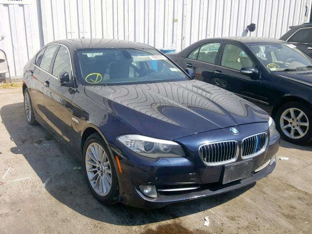 Auto Auction Ended on VIN: WBAFU7C59CDU62288 2012 Bmw 535