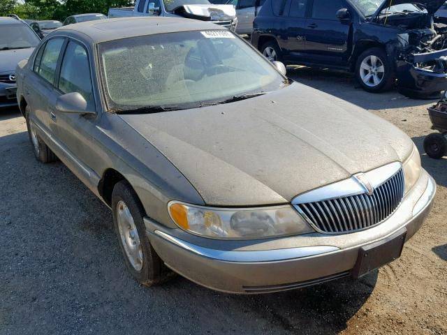 click here to view 2000 LINCOLN CONTINENTA at IBIDSAFELY