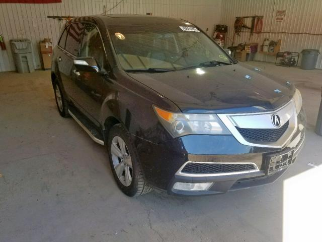 click here to view 2010 ACURA MDX TECHNO at IBIDSAFELY