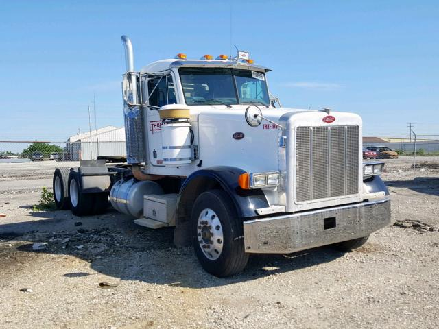 click here to view 2005 PETERBILT 378 at IBIDSAFELY