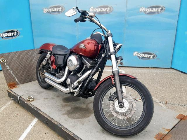 click here to view 2013 HARLEY-DAVIDSON FXDB DYNA at IBIDSAFELY