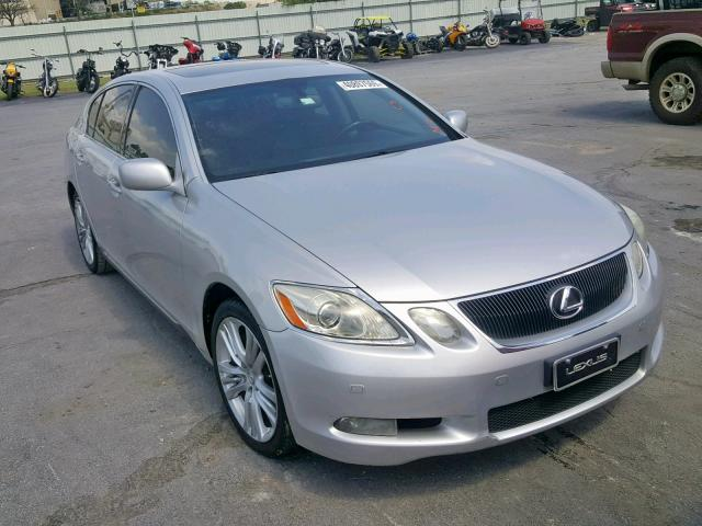 click here to view 2007 LEXUS GS 450H at IBIDSAFELY