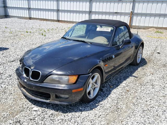1997 BMW Z3 2 8 Photos | SC - SPARTANBURG - Salvage Car Auction on