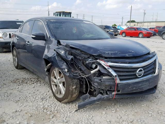 Salvage 2013 Nissan ALTIMA 2.5 for sale