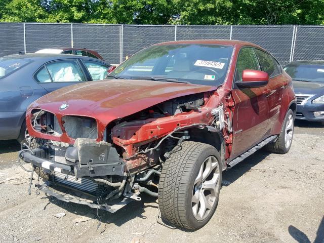 2008 BMW  X6 XDRIVE3