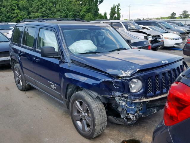 Salvage cars for sale from Copart Dunn, NC: 2014 Jeep Patriot LA