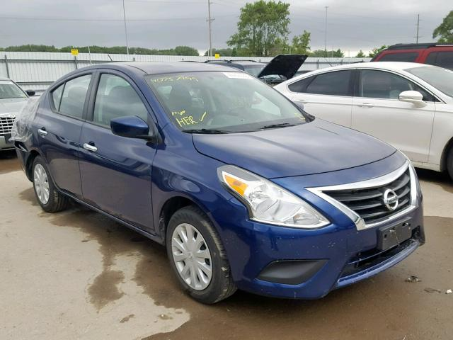 Salvage 2018 Nissan VERSA S for sale