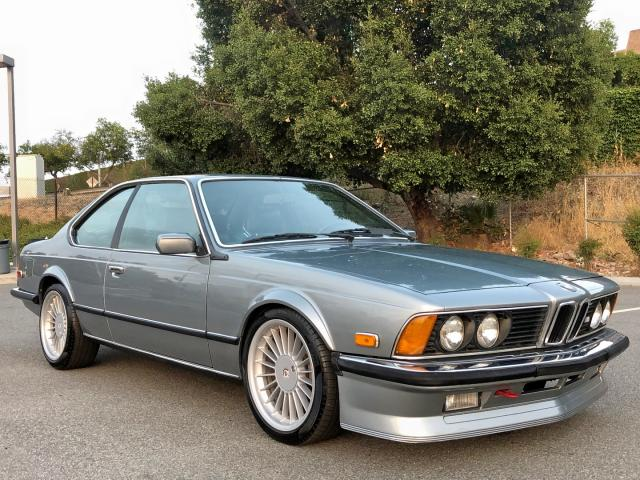 click here to view 1985 BMW 635CSI at IBIDSAFELY