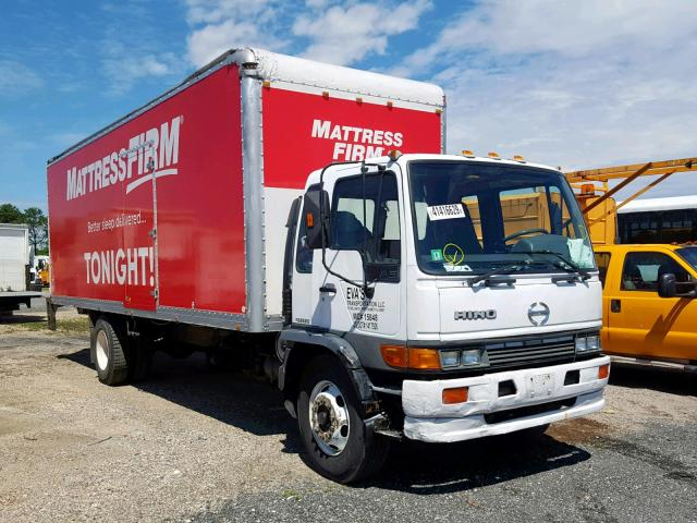 click here to view 2004 HINO FE FE2620 at IBIDSAFELY