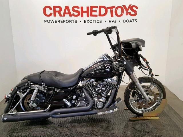 click here to view 2010 HARLEY-DAVIDSON FLTRX at IBIDSAFELY